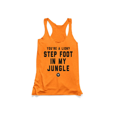 LADIES MY JUNGLE TANK
