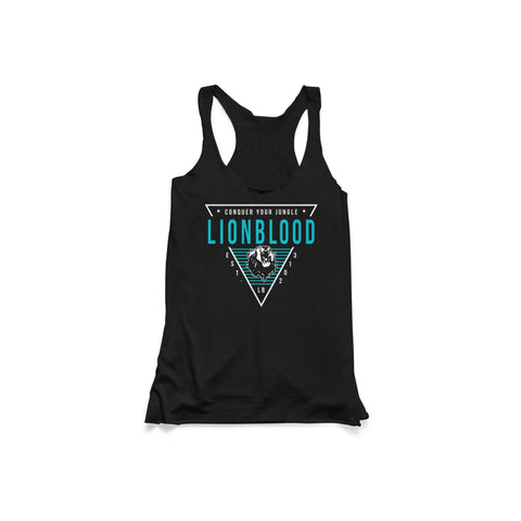 LADIES TRIANGLE TANK