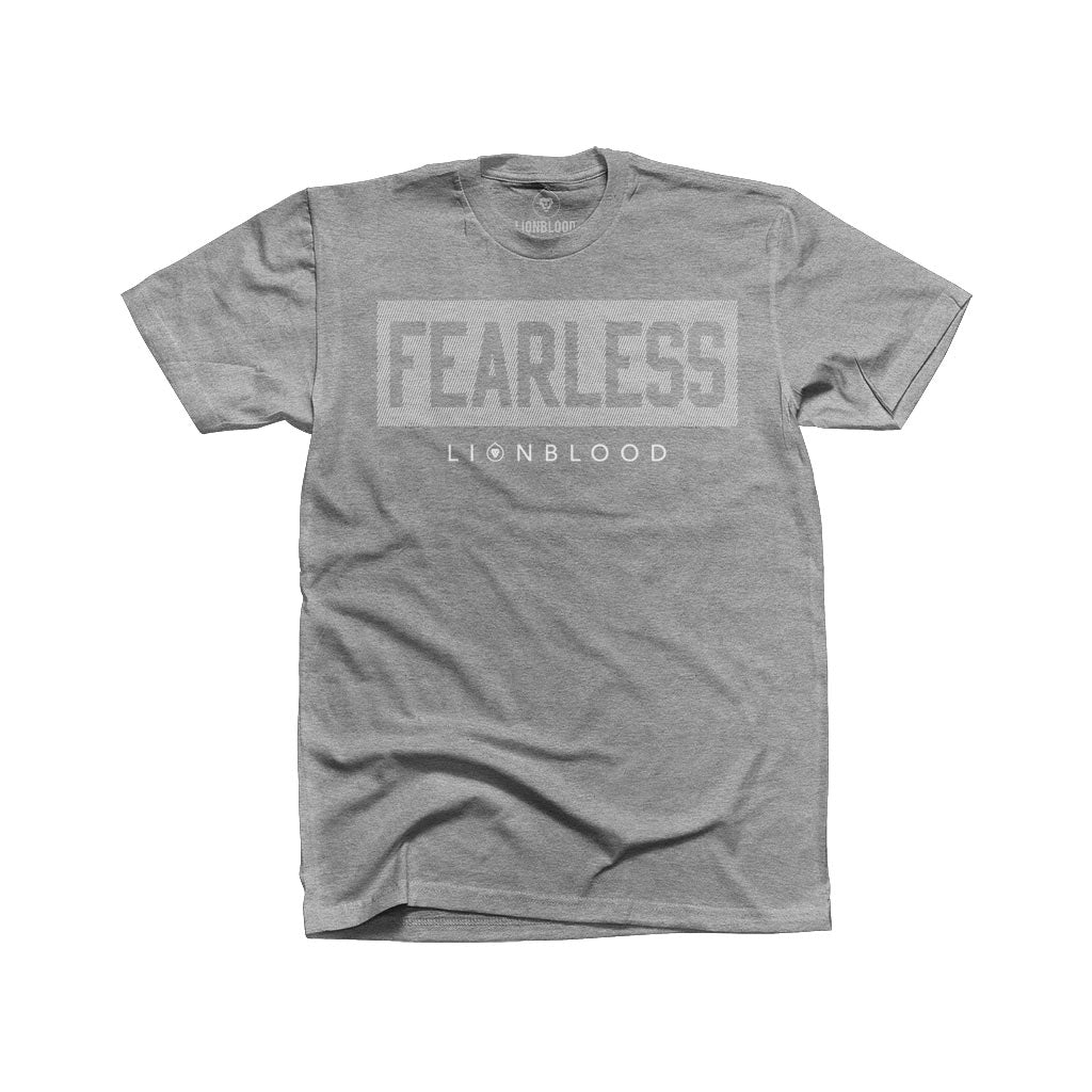 FEARLESS MATRIX HEATHER GREY