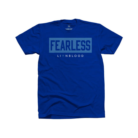 FEARLESS MATRIX ROYAL BLUE