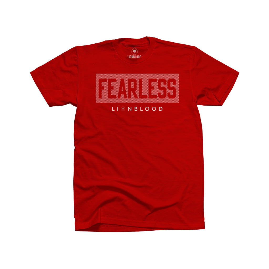 FEARLESS MATRIX RED