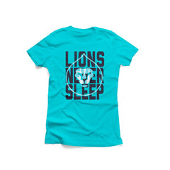 LADIES LIONS NEVER SLEEP