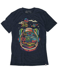 Reflections Graphic Men's Tee-Front