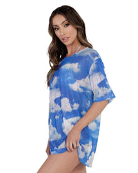 Head in the Clouds Oversized Tee-Side--Hannah---S