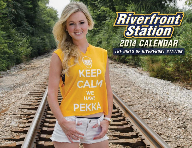 2014 Riverfront Station Calendar - So Nashville