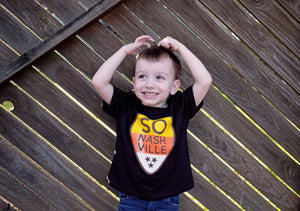 So Nashville Candy Corn Logo - Toddler - So Nashville Clothing