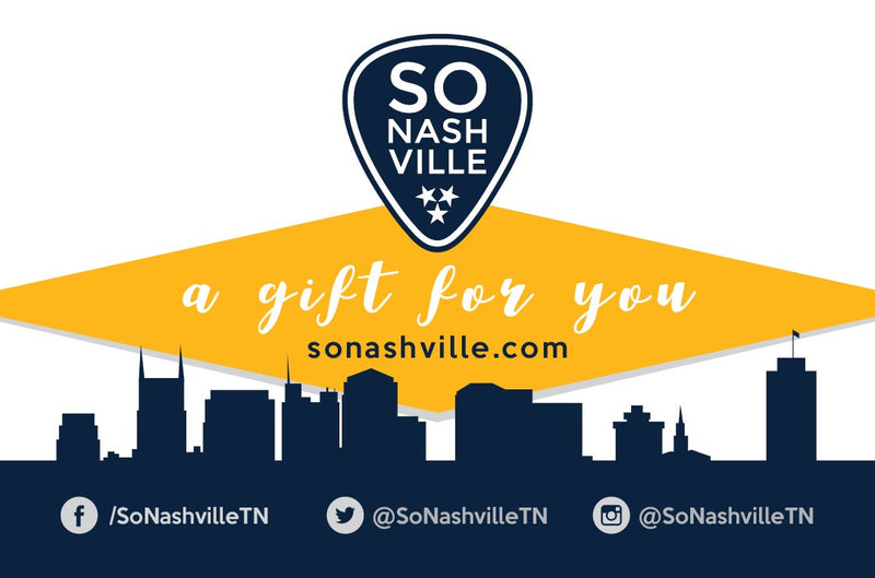 Gift Card - So Nashville