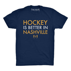 Hockey Is Better In Nashville