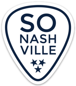 So Nashville™ Sticker - So Nashville