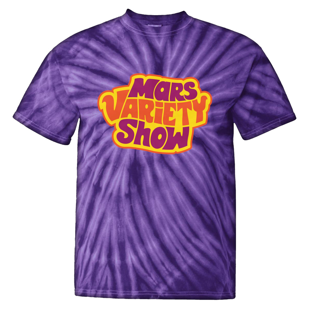 The Mars Variety Show Tie Dye - So Nashville Clothing