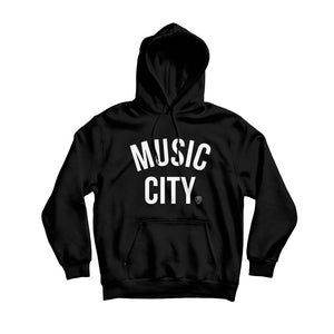 Music City Hoodie - So Nashville Clothing