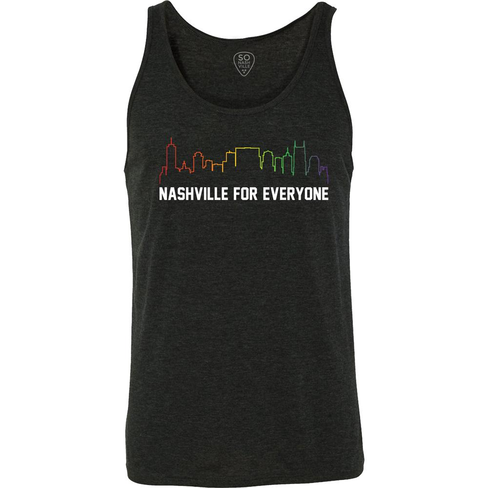 Nashville For Everyone Tank