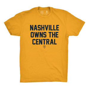 Nashville Owns The Central