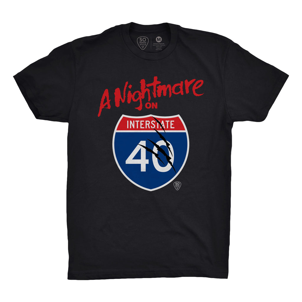 Nightmare on Interstate 40 - So Nashville Clothing
