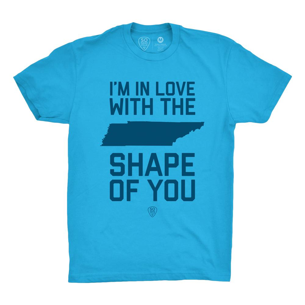 [PREORDER] I'm In Love With The Shape Of Tennessee