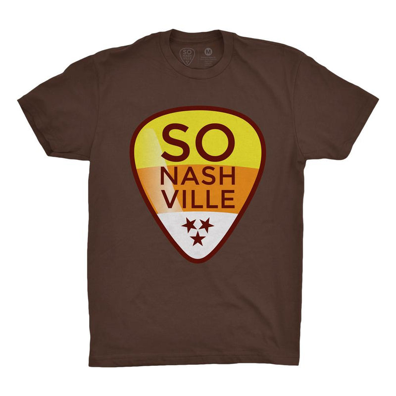 So Nashville Candy Corn Logo - So Nashville Clothing