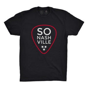 So Nashville™ - Black/Red - So Nashville