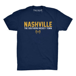 Nashville - The Southern Hockey Town