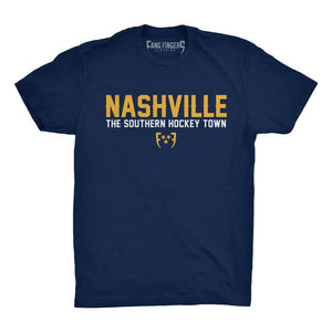 Nashville - The Southern Hockey Town - So Nashville
