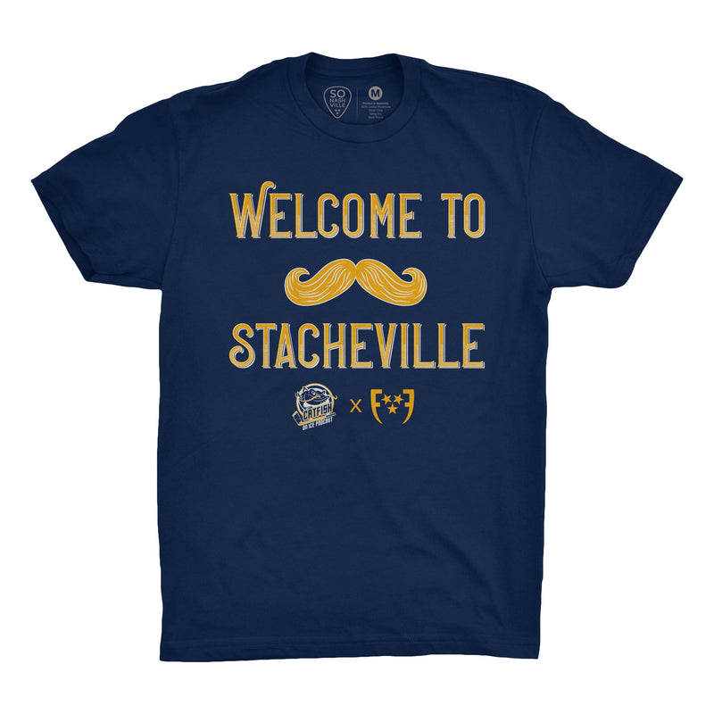 Welcome to Stacheville!