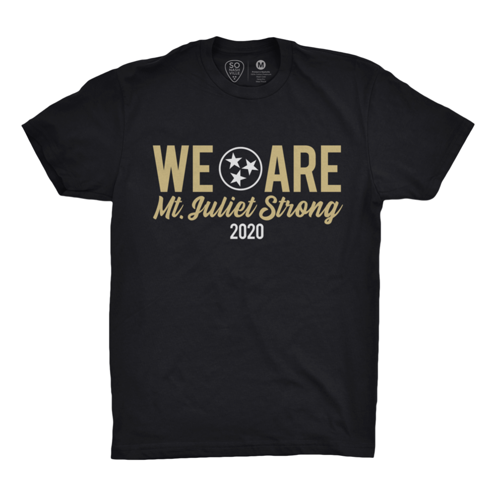 [BACKORDERED] Mt. Juliet Strong