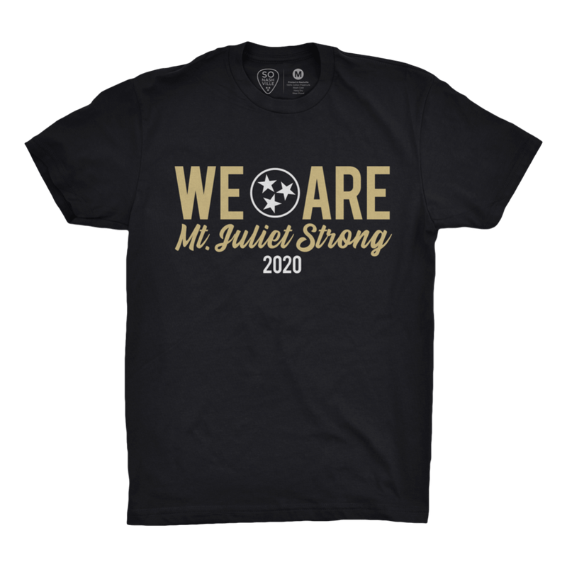 [BACKORDERED] Mt. Juliet Strong - So Nashville Clothing