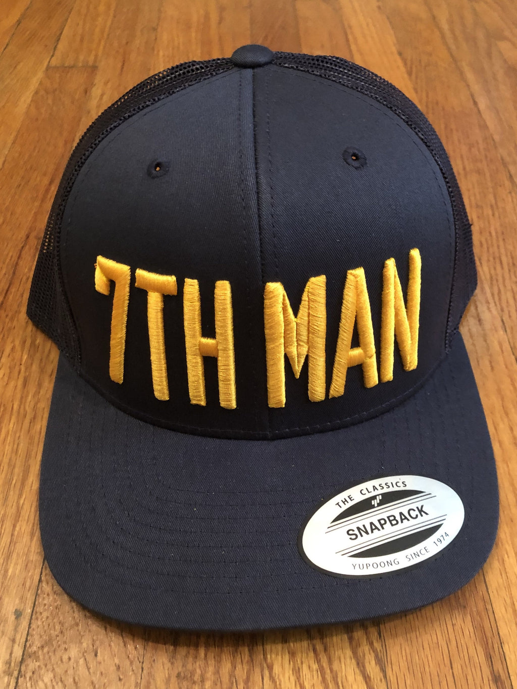 7th Man Hat Snapback - So Nashville