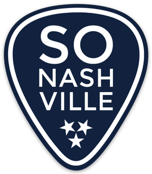 So Nashville™ Magnet - So Nashville