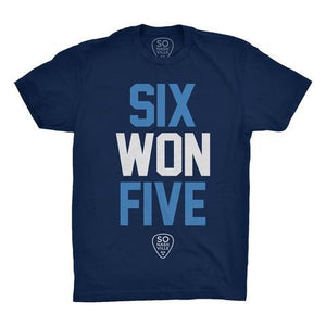 Six Won Five (Navy) - So Nashville