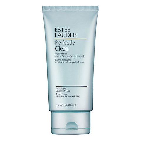 Estee Lauder Perfectly Clean Multi-Action Creme Cleanser/Moisture Mask 150 ml