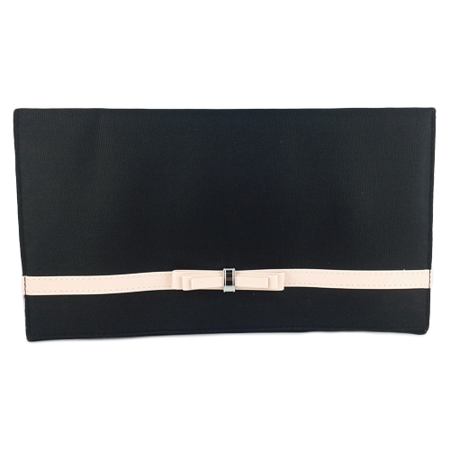 Lancome Black Envelope Bag Limited Edition