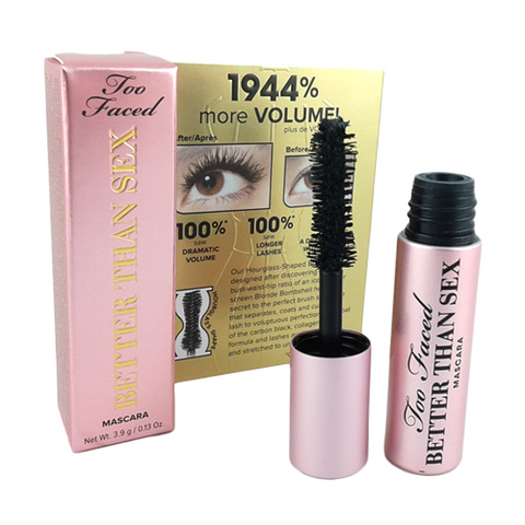 Too Faced Better Than Sex Mascara 3.9 g Black
