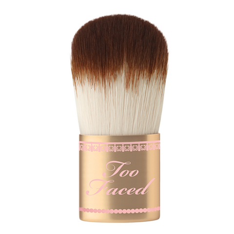 Too Faced Flatbuki Mini Makeup Brush