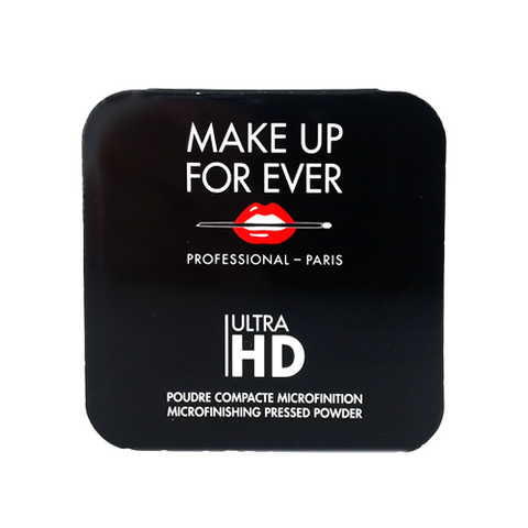 Make Up For Ever Ultra HD Microfinishing Pressed Powder 0.8 g Translucent