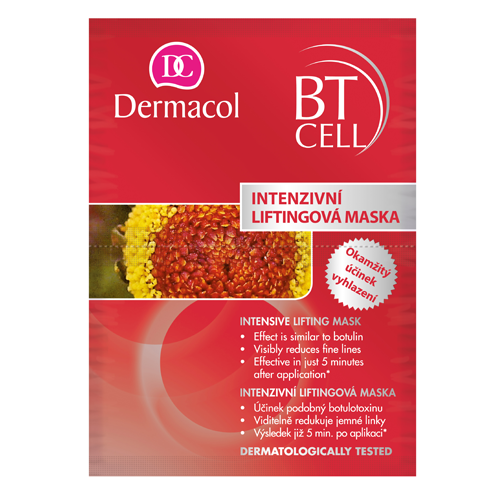 Dermacol BT Cell Intensive Lifting Mask 2 x 8 g