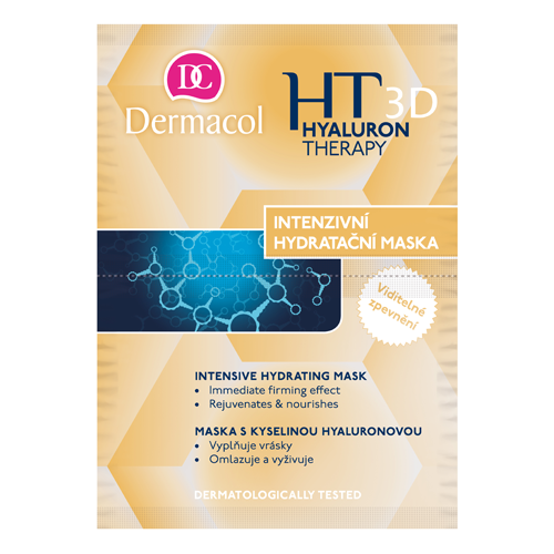 Dermacol 3D Hyaluron Therapy Intensive Hydrating Mask 2 x 8 g