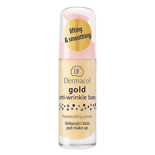 Dermacol Gold Anti-Wrinkle Make-Up Base 20 ml