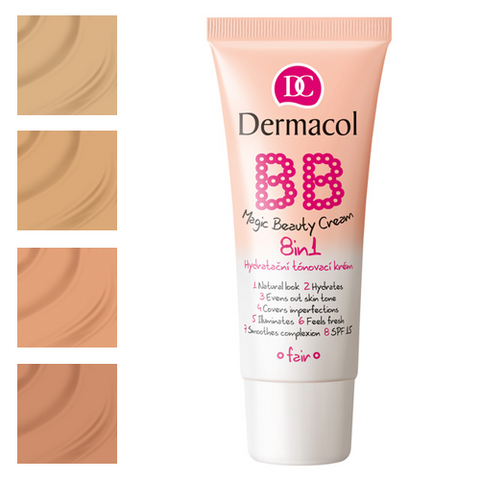 Dermacol BB Magic Beauty Cream 8-in-1 30 ml