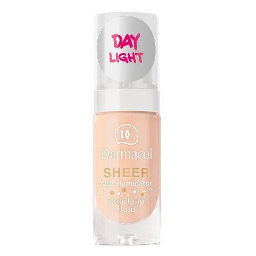 Dermacol Sheer Face Illuminator 15 ml Day Light