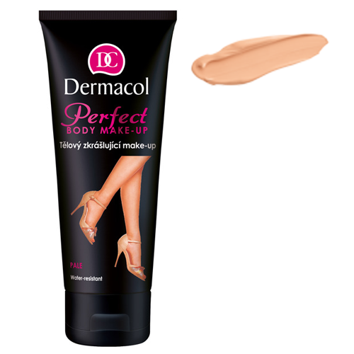 Dermacol Perfect Body Make-Up 100 ml Pale