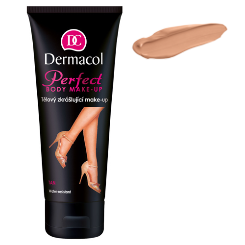 Dermacol Perfect Body Make-Up 100 ml Tan