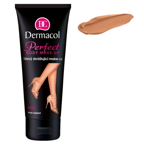 Dermacol Perfect Body Make-Up 100 ml Desert