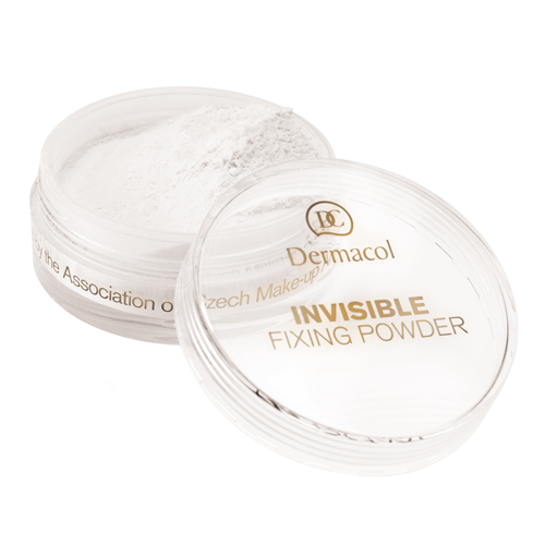 Dermacol Invisible Fixing Powder 13 g White