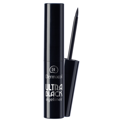 Dermacol Ultra Black Eyeliner 2.8 ml