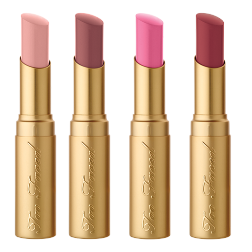 Too Faced La Creme Color Drenched Lipstick 3 g