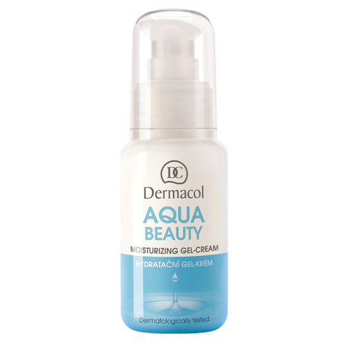 Dermacol Aqua Beauty Moisturizing Gel-Cream 50 ml
