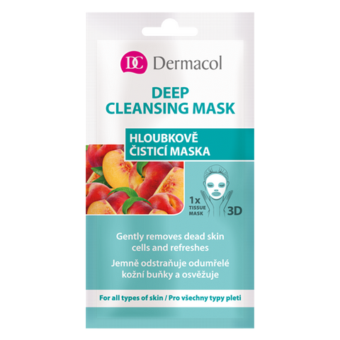Dermacol 3D Deep Cleansing Mask