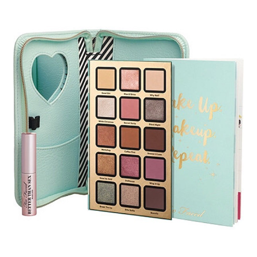 Too Faced Pretty Little Planner Gift Set