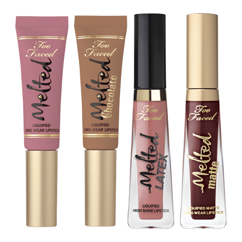 Too Faced Under the Kissletoe Lipstick Set