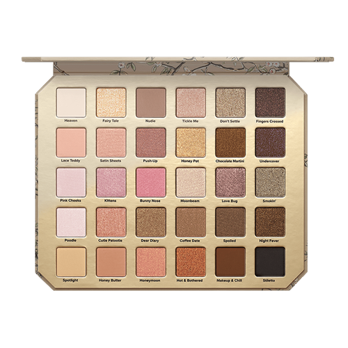 Too Faced Natural Love Palette - Ultimate Neutral Eye Shadow Collection